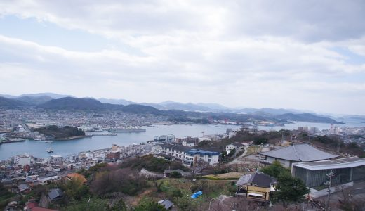 尾道 〜 地名由来は尾道水道の形を表現!?