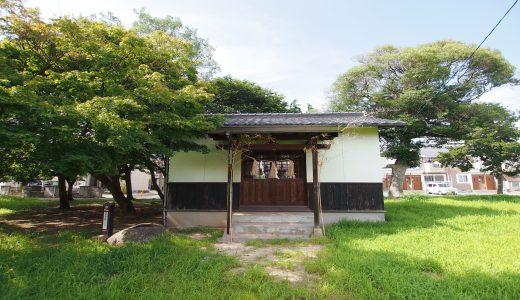 国府市場(岡山市中区) 〜 古代備前の中枢。その名の通り国府があった!
