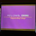 第21回岡山ブログカレッジ やさしくみせる図解講座 オープニング