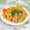 村上食堂:焼そば(大)