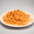 クルードスパゲティ式麺(岡山インスタント麺)