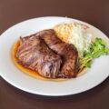 【ラジャ】牛ステーキや牛タタキがお得!福山市で肉ランチならここで決まり(西新涯)